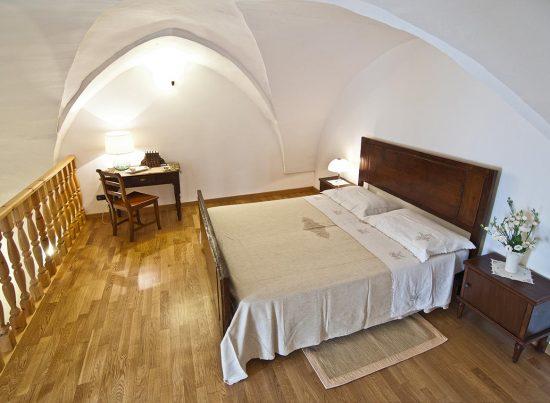 appartamento supersano rustico casa vacanze la scisa appartamenti nel salento camera matrimoniale