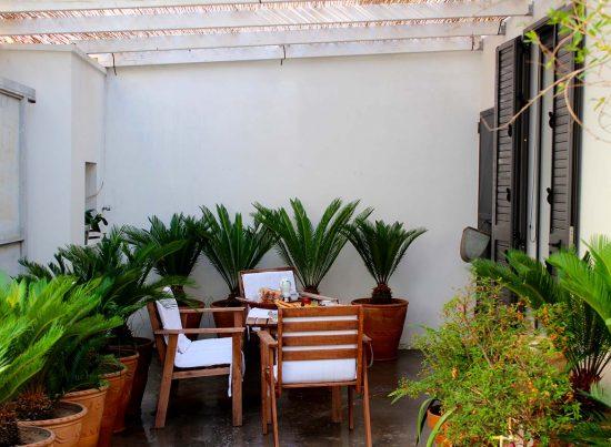 appartamento supersano volte a stella casa vacanze la scisa appartamenti nel salento veranda