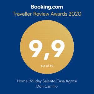 Awards 2020 Booking.com