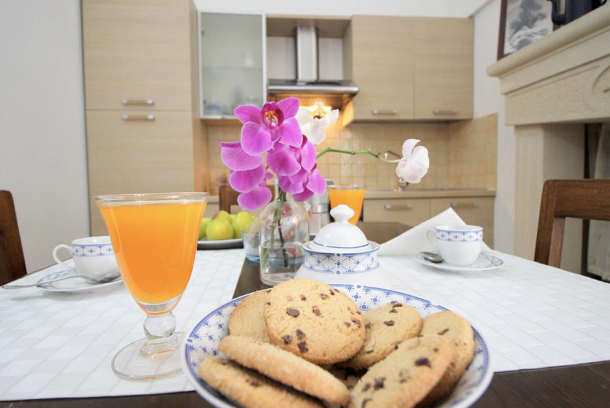 Home Holiday Salento appartamenti in affitto nel Salento cucina Volte a Stella