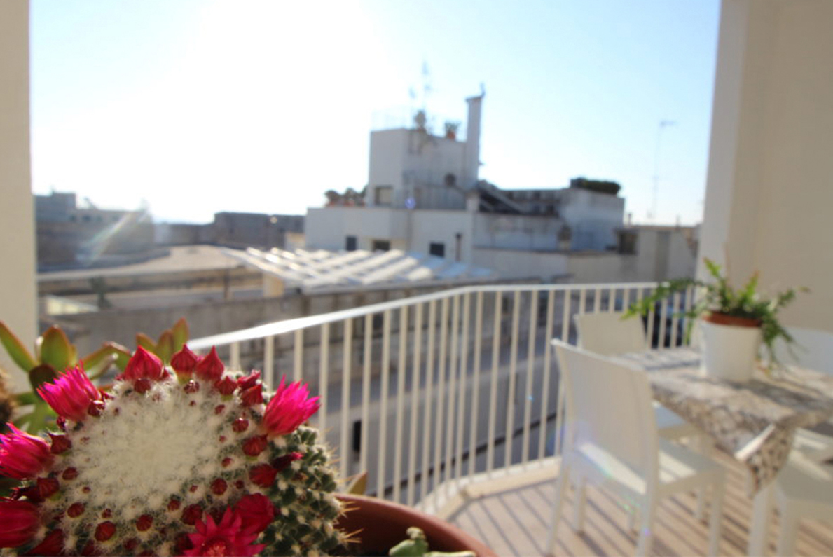 Home Holiday Salento appartamenti in affitto nel Salento terrazzo Monica's House Otranto